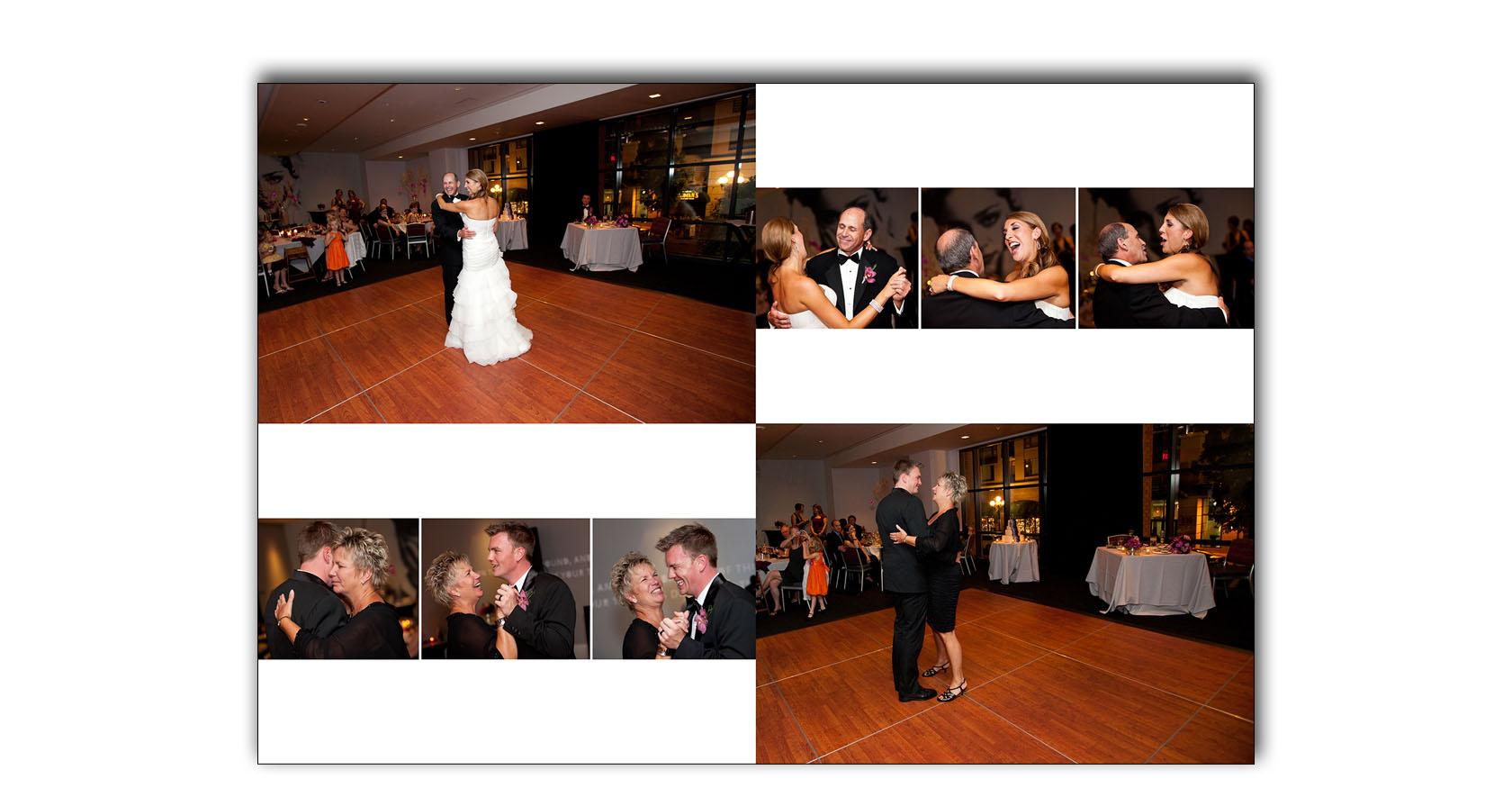 San Diego Hard Rock wedding photo album 16